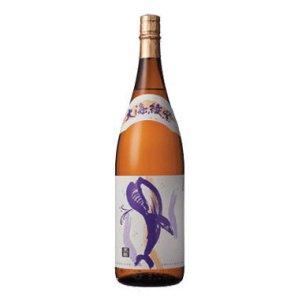 画像1: 芋焼酎 縦くじら綾紫(白麹) 1800ml