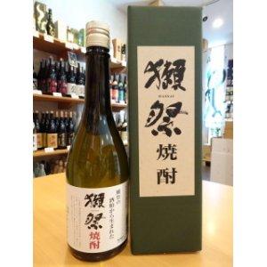 画像1: 酒粕焼酎39°獺祭(だっさい) 720ml