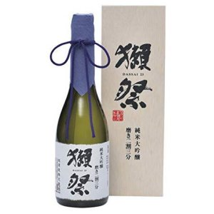画像2: 獺祭 磨き23 純米大吟醸 720ml (木箱入り)