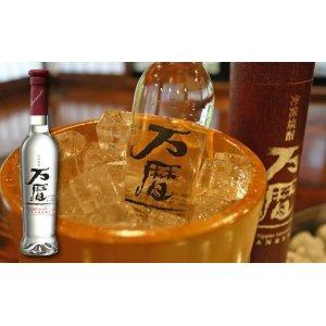 画像2: 【冷凍焼酎】万暦(ばんれき) 初留取り原酒(44度) 360ml