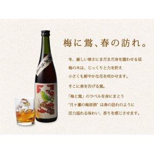 画像2: 【高級梅酒】月ヶ瀬の梅原酒  無濾過  1800ml