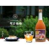 布袋(ほてい)福梅 にごり梅酒 1800ml